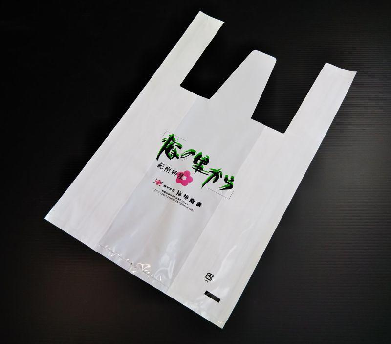 画像1: プラスチック袋(梅の里から) (1)